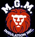 MGM Insulation Logo